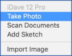 handoff continuity camera sketch document - mac macbook macos ios ios14 iphone ipad