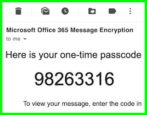outlook.com - how to send encrypted email messages - privacy security