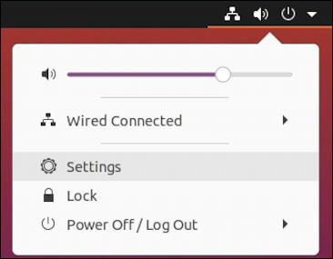 ubuntu linux - settings boot menu