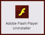how to safely uninstall adobe flash mac windows pc
