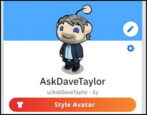 how to customize reddit snoo avatar profile picture