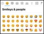 how to add emoji twitter tweet keyboard pc