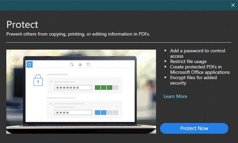 windows 10 win10 pc - password protect encrypt pdf - pay to upgrade adobe acrobat pro dc