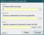 how to password protect encrypt pdf documents file windows 10 pc