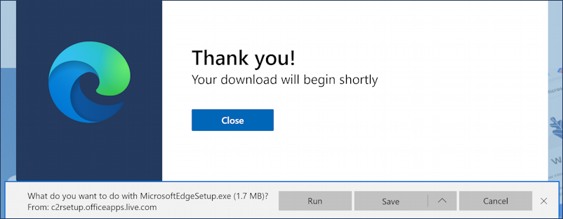 win10 new microsoft edge download