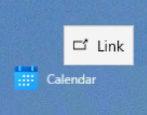 windows 10 desktop taskbar shortcut create delete how to