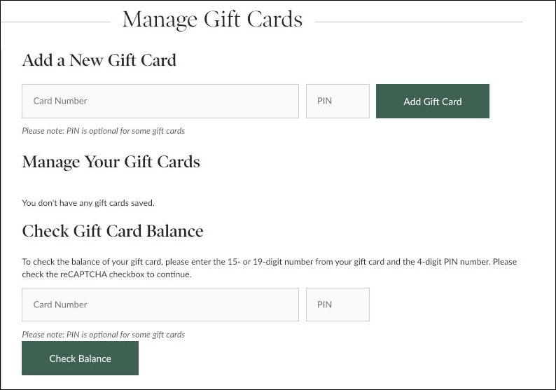 barnes and noble - enter redeem gift card