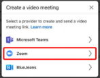 linkedin video meeting instant zoom bluejeans microsoft teams set up
