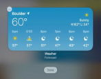 macos 11 control center weather widget - fix location used