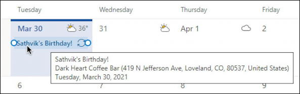 poutlook.com calendar - add create recurring event - pop up