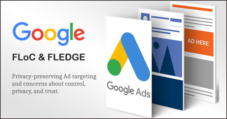 google floc and fledge online advertising tracking technology