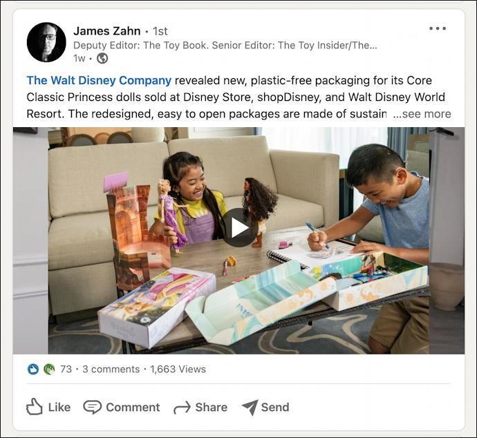 linkedin post - worth saving