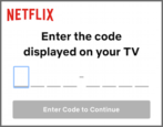 netflix log in from hotel tv easy sign up in qr