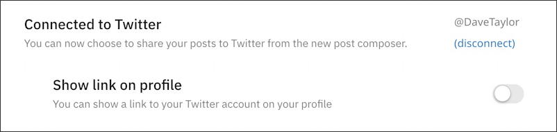 reddit has access to your twitter account - settings - preferences
