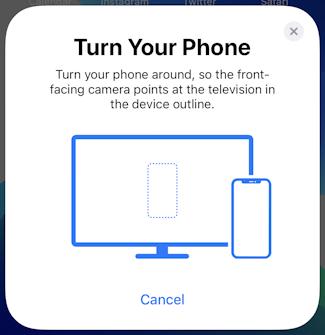 iphone ios appletv color balance calibration - turn your phone