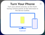 iphone appletv how to calibrate color tv balance ios 14.5