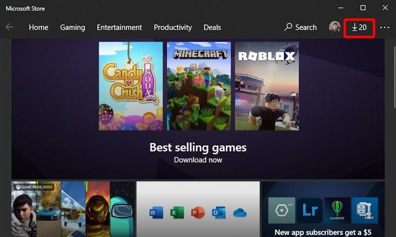 windows 10 win10 microsoft store - 20 app program updates