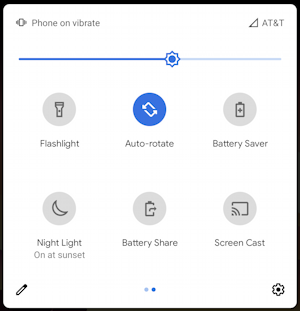 android quick settings - fixed updated reordered 2