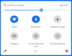 how to android quick settings menu window shortcuts icons update change rearrange