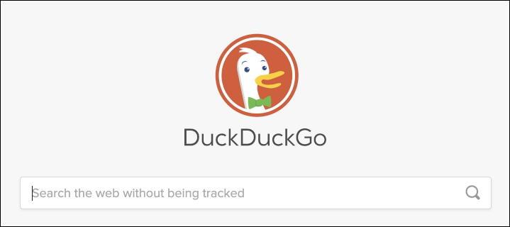 duckduckgo search box