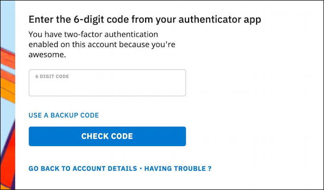 reddit - enter your two-factor authentication 2fa code login