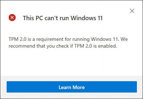 win11 pc health check app - windows 11 compatible? vmware fusion - no tpm