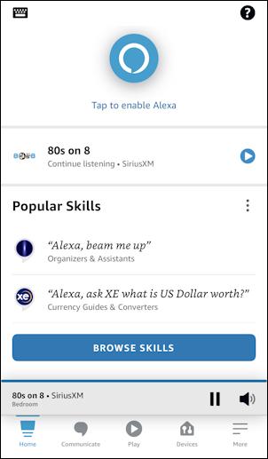 amazon alexa - change voice male female - app -