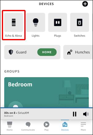 amazon alexa - change voice male female - app - devices