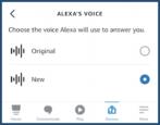 amazon echo alexa change voice male female - how to