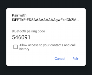 android tv remote control app - ready to pair code