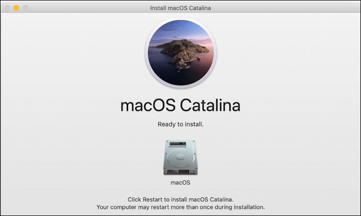 macos upgrade to catalina ready