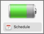 macos mac - schedule reboot sleep shutdown imac macbook how to