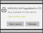 print microsoft edge windows 10 - setup add printer