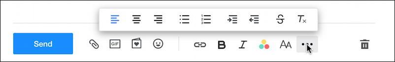 yahoo mail email - tools toolbar