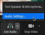 zoom fix microphone mic audio speaker video problems debug mac pc