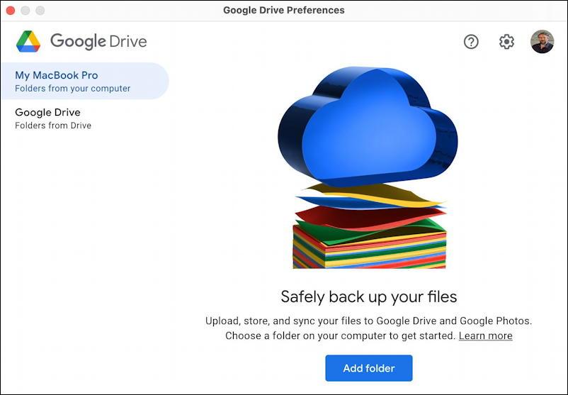 google drive for desktop - mac macos - sync'd versus duplicated