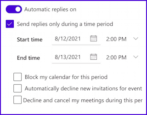outlook.com vacation autoresponder automatic replies settings configuration how to