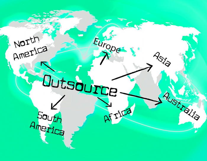 outsource map