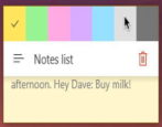windows 10 wi10 pc - stickies post-it notes - sticky notes - how to use