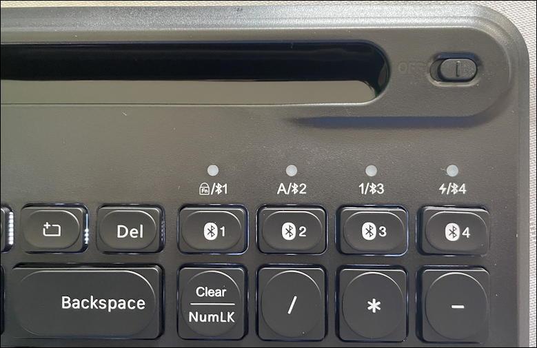 seenda wireless keyboard