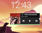 android add spotify widget home screen - how to