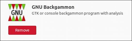 ubuntu linux backgammon - installed