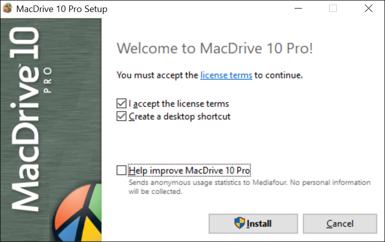 install macdrive for windows how to