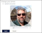 outlook.com office 365 / add profile picture photo / how to