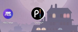 android apps on home screen - drag app icon atop another