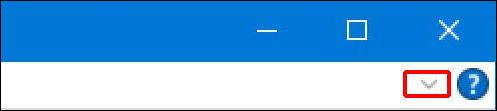 windows 10 win10 microsoft file manager - show ribbon