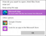 windows 11 how to change default web browser edge chrome