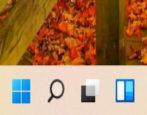 windows 11 taskbar - icon alignment left center - how to